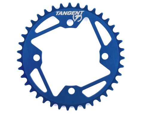 Tangent Halo 4-Bolt Chainring (Blue) (39T)