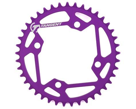 Tangent Halo 4-Bolt Chainring (Purple) (41T)