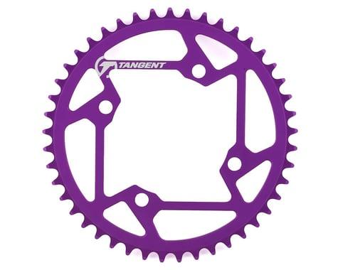 Tangent Halo 4-Bolt Chainring (Purple) (45T)