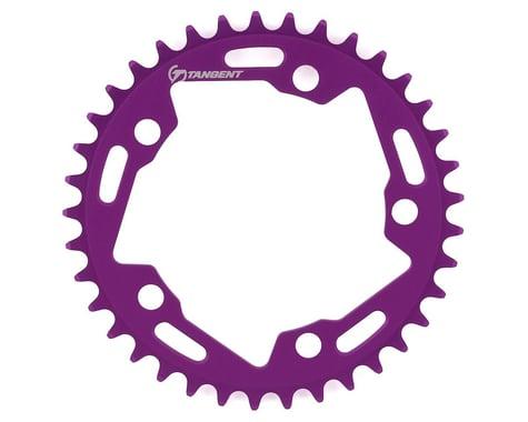 Tangent Halo 5-Bolt Chainring (Purple) (37T)