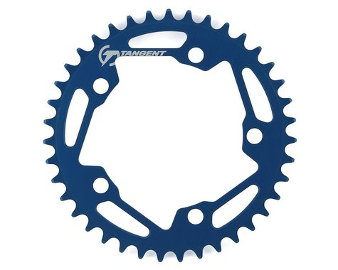 Tangent Halo 5-Bolt Chainring (Blue) (39T)