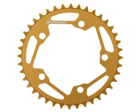 Tangent Halo 5-Bolt Chainring (Gold) (40T)