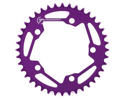 Tangent Halo 5-Bolt Chainring (Purple) (40T)