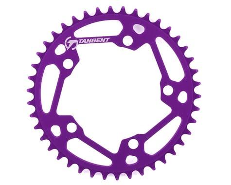 Tangent Halo 5-Bolt Chainring (Purple) (42T)
