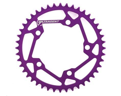 Tangent Halo 5-Bolt Chainring (Purple) (44T)