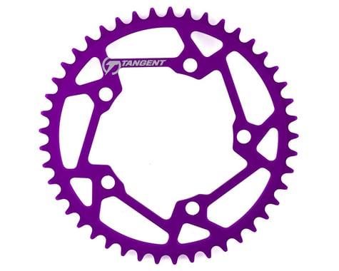 Tangent Halo 5-Bolt Chainring (Purple) (45T)