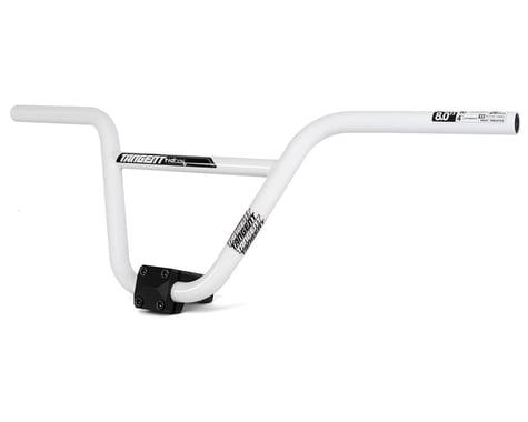 "Tangent T.I.D. BMX Handlebar (White) (8"" Rise)"