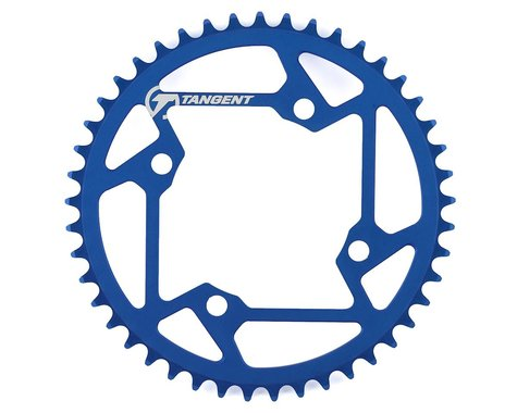 Tangent Halo 4-Bolt Chainring (Blue) (45T)
