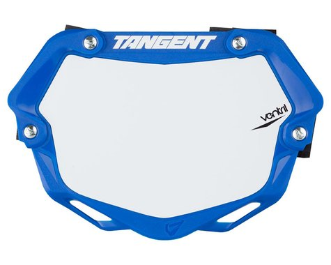 Tangent 3D Ventril Plate (Blue) (S)