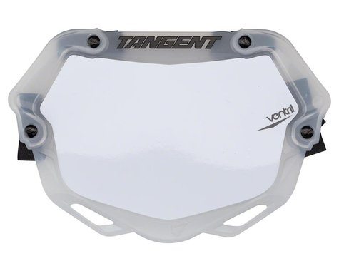 Tangent 3D Ventril Plate (Clear) (S)