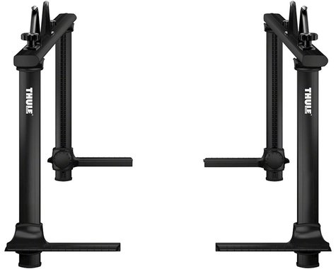 Thule 500XTB Xsporter Pro Pick Up Truck Bed Rack System (Black)