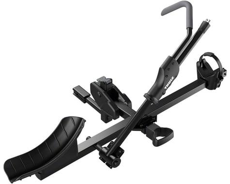 "Thule 9041 T1 1.25"" or 2"" Hitch Rack (Black & Silver) (1 Bike)"