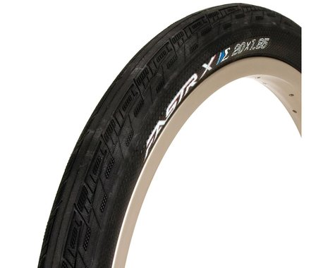 "Tioga Fastr-X S-spec BMX Tire (Black) (20"") (1.75"")"