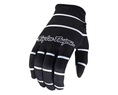 Troy Lee Designs Flowline Gloves (Stripe Black) (L)