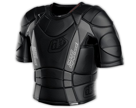 Troy Lee Designs 7850-HW Youth Short Sleeve Protective Shirt (L)
