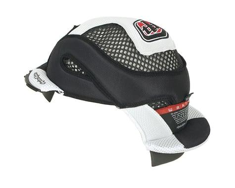 Troy Lee Designs Helmet D3 Headliner (White) (2XL)