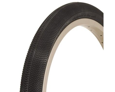 Vee Tire Co. Micro Knobby MK3 Tire - 24 x 1 3/8, Clincher, Folding, Black, 72tpi