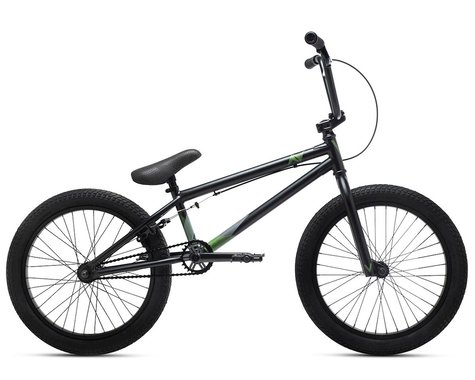 """Verde 2021 A\V BMX Bike (20"""" Toptube) (Matte Black)"""