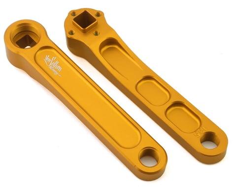 Von Sothen Racing Crank Arms M4 (Gold) (135mm)