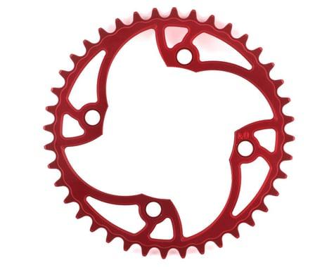 Von Sothen Racing 4-Bolt Pro Chainring (Red) (40T)