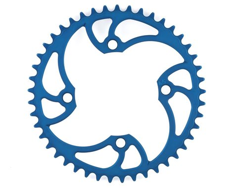 Von Sothen Racing 4-Bolt Pro Chainring (Blue) (45T)