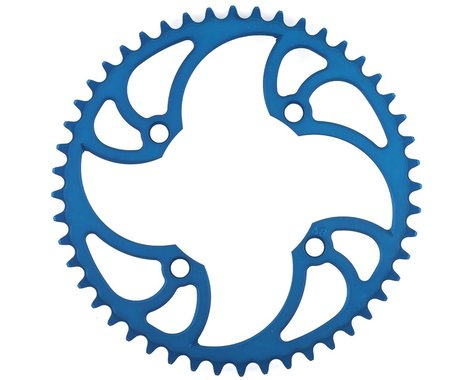 Von Sothen Racing 4-Bolt Pro Chainring (Blue) (48T)