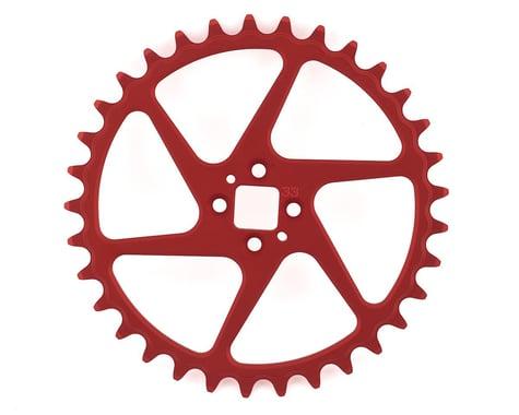 Von Sothen Racing Turbine Sprocket (Red) (33T)