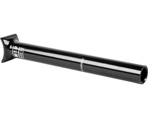 We The People Team Pivotal Seat Post (Black) (200mm) (25.4mm) (200mm)
