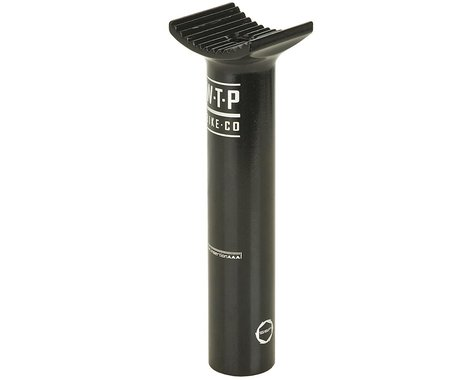 We The People Socket Pivotal Post (Black) (W/Built In 17mm Socket) (25.4mm) (200mm)