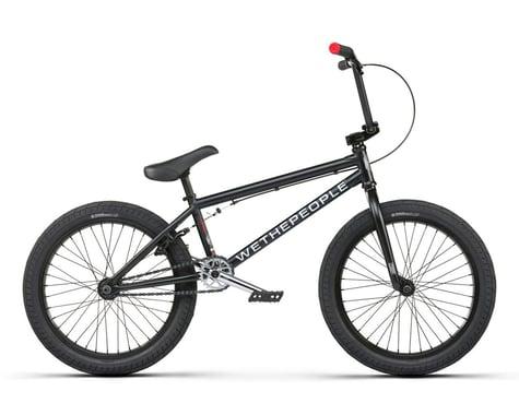 "We The People 2021 CRS FC BMX Bike (20.25"" Toptube) (Matte Black)"