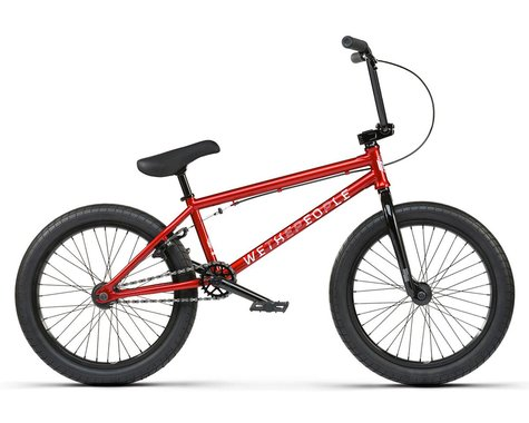 """We The People 2021 Arcade BMX Bike (20.5"""" Toptube) (Candy Red)"""