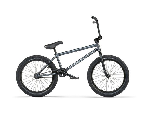 """We The People 2021 Justice BMX Bike (20.75"""" Toptube) (Matte Ghost Grey)"""
