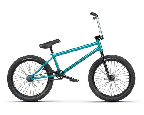 "We The People 2021 Crysis BMX Bike (20.5"" Toptube) (Midnight Green)"