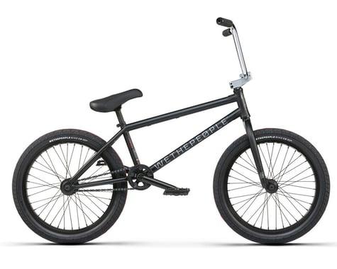 "We The People 2021 Trust BMX Bike (21"" Toptube) (Matte Black)"