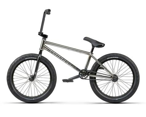 "We The People 2021 Envy BMX Bike (20.5"" Toptube) (Black Chrome)"