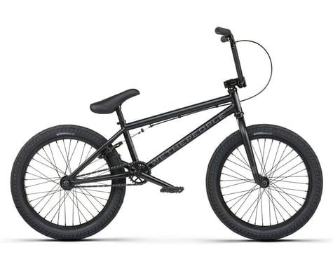 """We The People 2021 Nova BMX Bike (20.5"""" Toptube) (Matte Black)"""