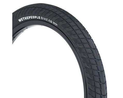 """We The People Overbite Tire (Black) (20"""") (2.35"""")"""