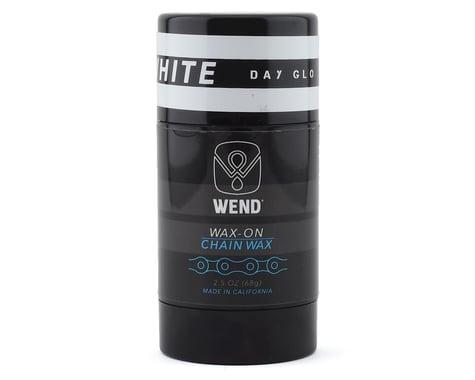 Wend Wax-On Chain Lube (Bright White) (2.5oz/80ML)