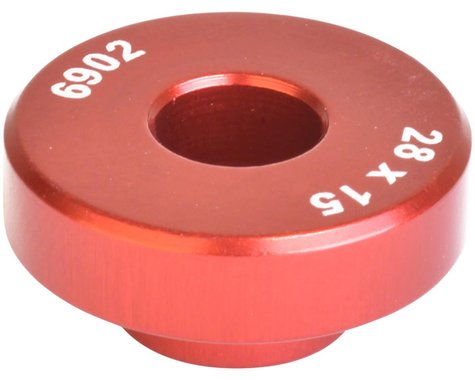 Wheels Manufacturing Open Bore Adaptor Bearing Drift for 6902 Bearings