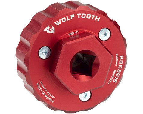 Wolf Tooth Components Pack Wrench Insert (For Dura-Ace 9000, XTR M-9000)