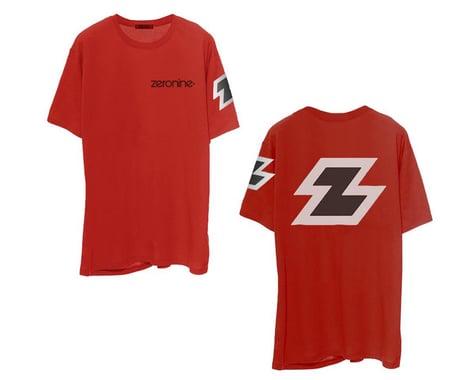Zeronine Big-Z Reflective T-Shirt (Red) (M)