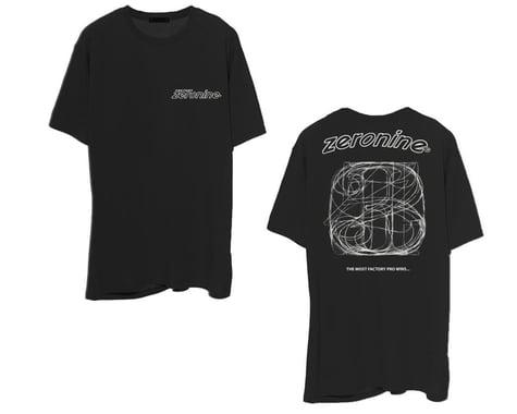 Zeronine Numbers Soft T-Shirt (Black) (S)
