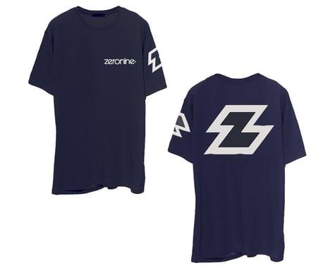 Zeronine Big-Z Reflective T-Shirt (Navy) (2XL)